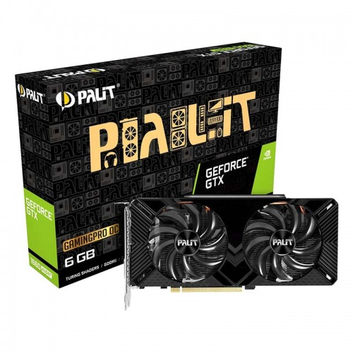 Видео карта PALIT GTX1660 SUPER GamingPro 6GB