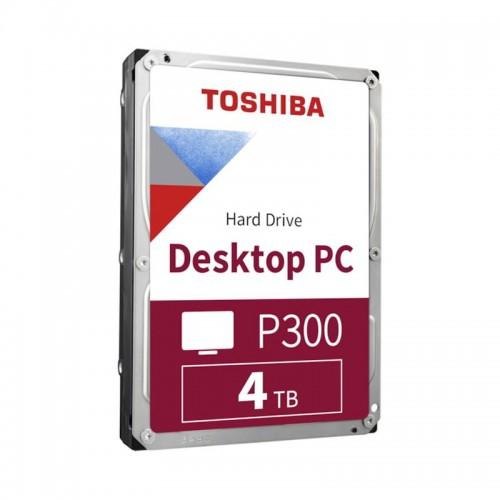 """Твърд Диск 3,5"""" TOSHIBA 4TB P300 HDD СУПЕР ОФЕРТИ"""