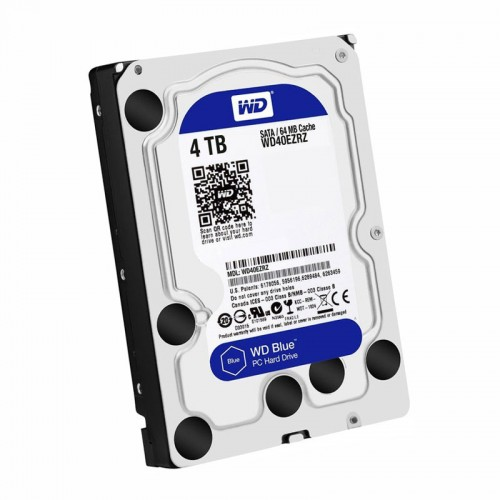 Твърд диск Western Digital BLUE 4TB HDD СУПЕР ОФЕРТИ