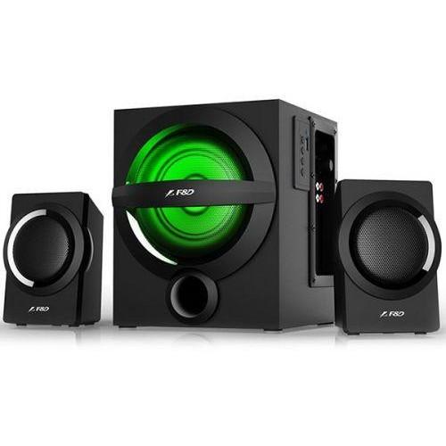 Аудио Колони FENDA A140X с Bluetooth, 2.1, 37W, Черен