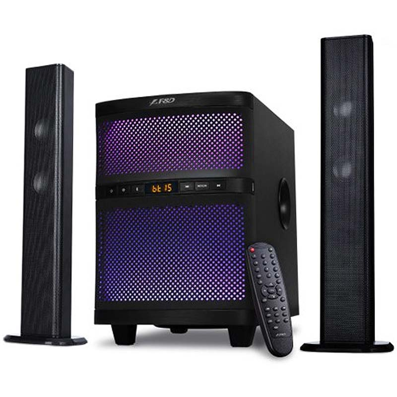 Аудио Колони Fenda T-200X, 2.1 TV Speakers, Bluetooth, 70W, Черни