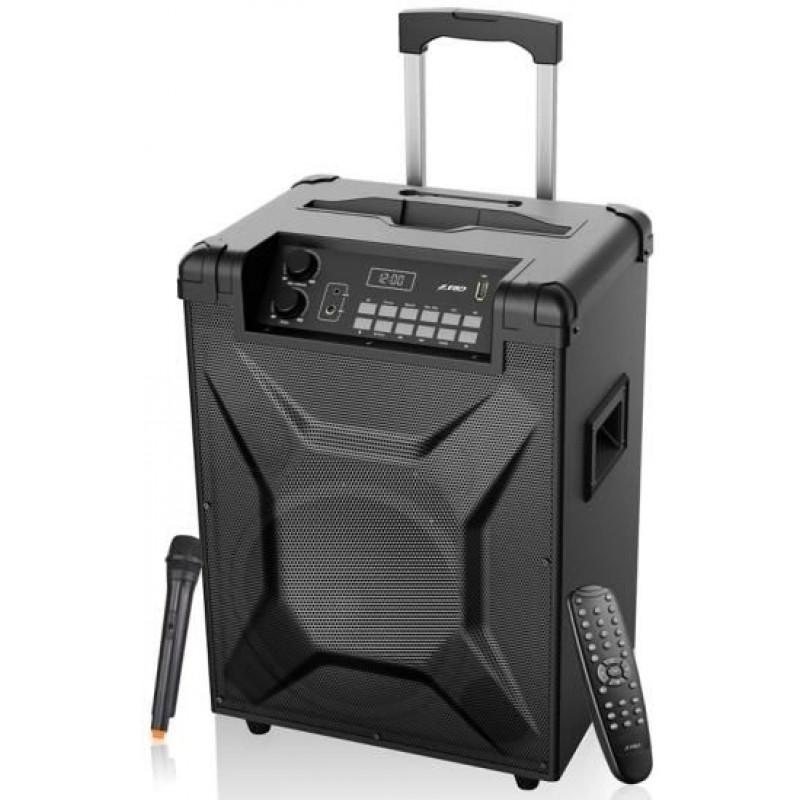 Аудио Колони FENDA T2, 30W, преносима система, Bluetooth 4.2, USB, Черен