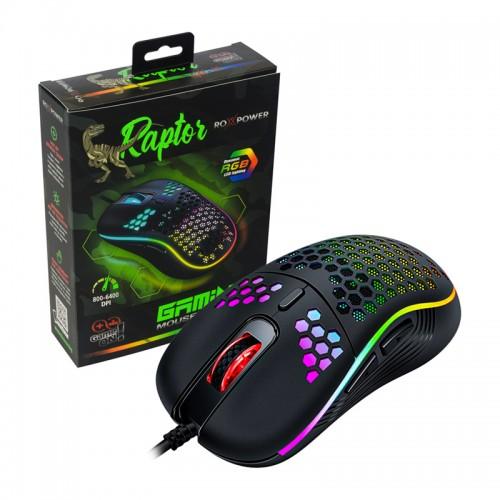 Гейминг мишка ROXPOWER RAPTOR GM-18