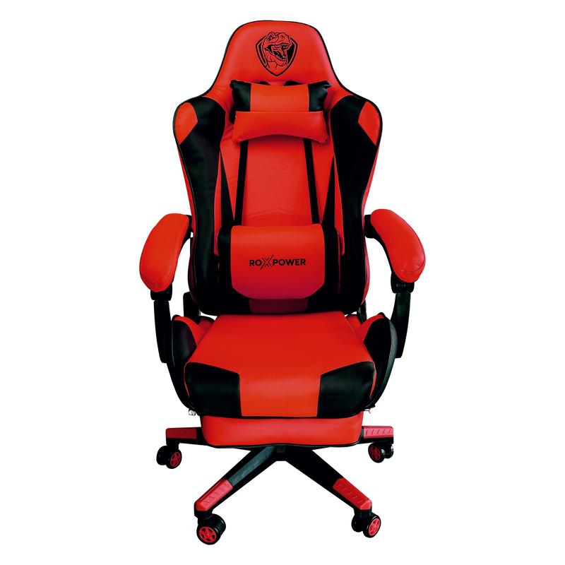 Гейминг кресло ROXPOWER Gaming T-ROX GC75 червен