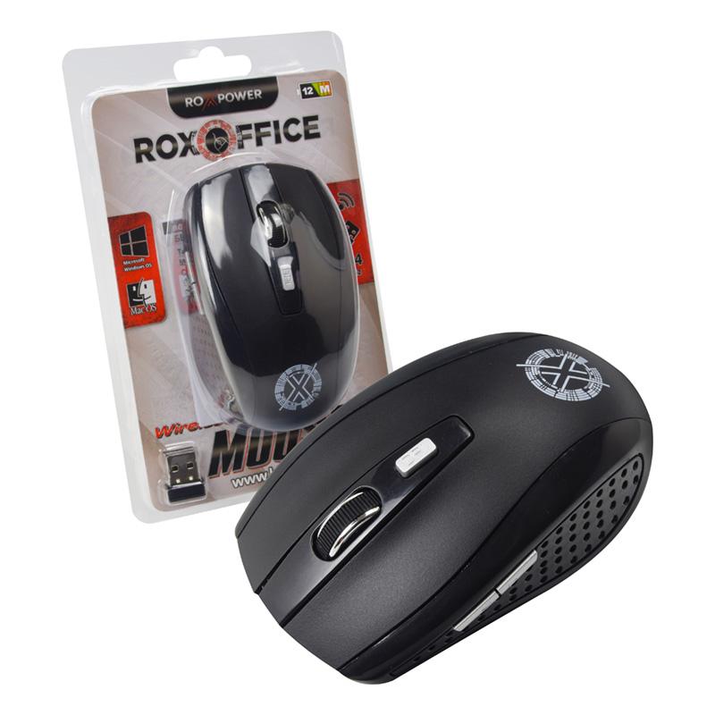 Компютърна мишка ROXPOWER ROXOFFICE LK-140
