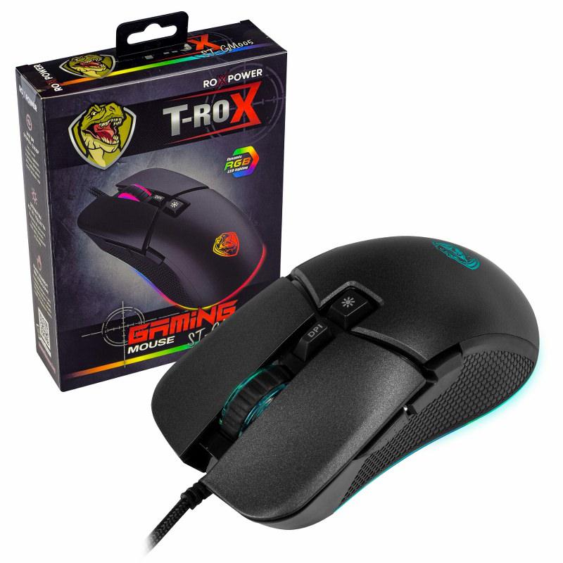 Гейминг мишка ROXPOWER T-ROX STGM005