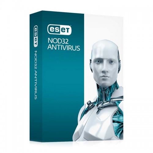 Антивирусен софтуер ESET NOD32 Antivirus OEM