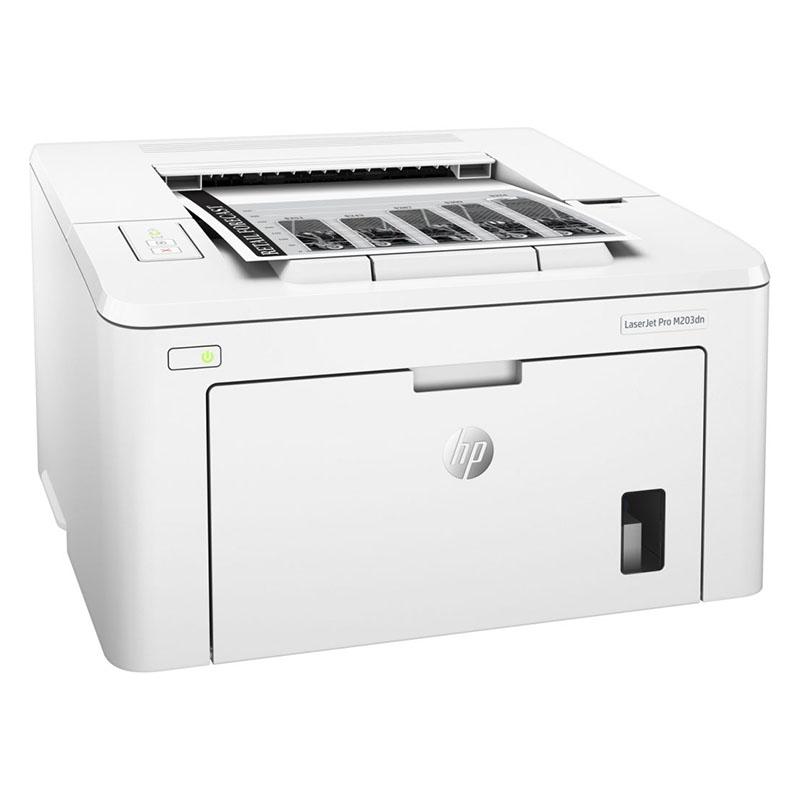Лазерен принтер HP M203dn
