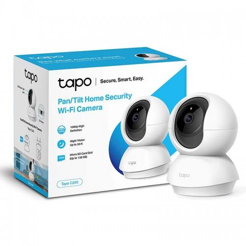 Wi - Fi камера за видеонаблюдение TP-Link Tapo C200