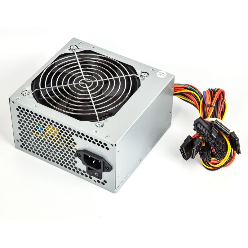 Захранване TrendSonic ADK-A550W, 550W, Active PFC, 120mm вентилатор